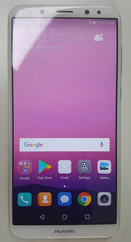 Huawei Mate 10 Lite: подробности об упрощенной версии флагмана – фото 2