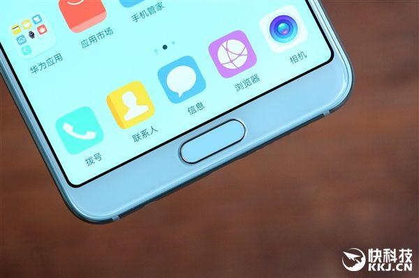 Безрамочный Huawei Nova 2s на базе Kirin 960 представлен – фото 5