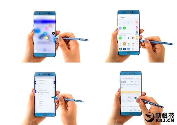 Samsung Galaxy Note 7 против Note 5: основные отличия в одной картинке – фото 3
