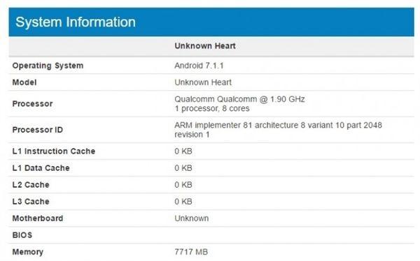AnTuTu подтверждает Snapdragon 835 и 4 Гб ОЗУ в Nokia 9 – фото 3