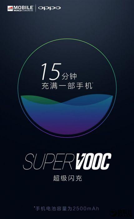 Oppo анонсировала технологию быстрого заряда Super VOOC – фото 1