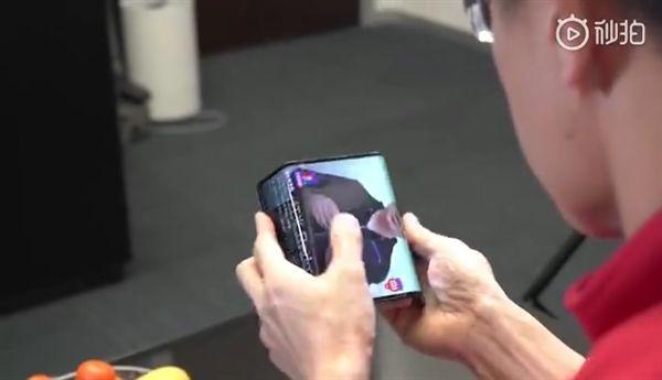 Xiaomi показала складной смартфон – фото 2