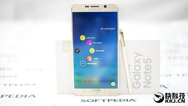 Samsung Galaxy Note 6 с 6 Гб оперативной памяти и 256 Гб постоянной дебютирует в июле – фото 1