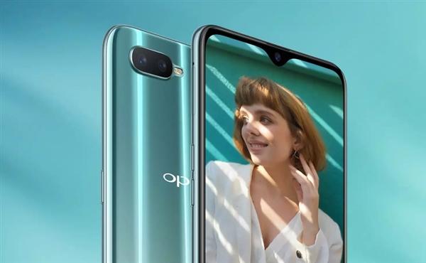 Представлен Oppo R15x с дисплейным датчиком – фото 2