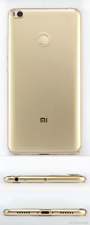 Рендер Xiaomi Mi Max 2 попал в сеть – фото 2