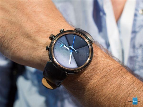 Смарт-часы Asus ZenWatch 3 тоньше и дешевле, чем Samsung Gear S3 – фото 6
