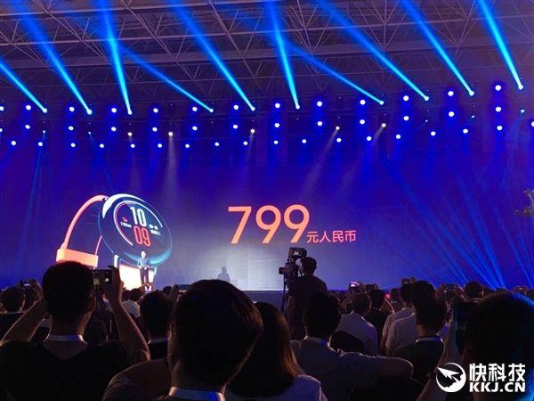 AMAZFIT - спортивные смарт-часы совместной разработки Huami и Xiaomi – фото 1