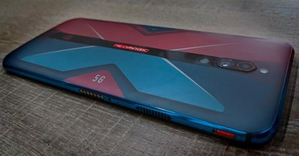 Nubia Red Magic 5G впервые показался на фото