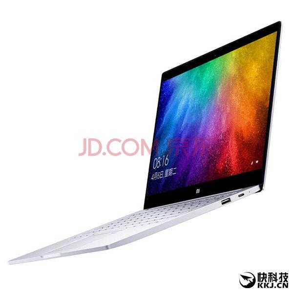 """Новая версия Xiaomi Mi Notebook Air 13,3"""" получила сканер отпечатков пальцев, модернизированный чип и видеокарту Nvidia GeForce MX150 – фото 4"""