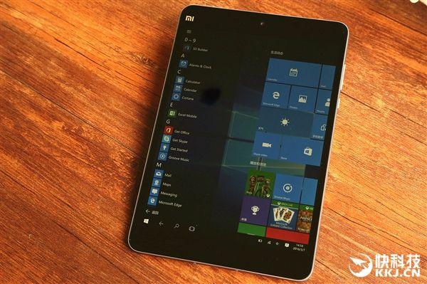 Xiaomi Mi Pad 2 с операционной системой Windows поступил в продажу по цене $199 – фото 1