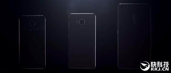 Asus ZenFone 3, ZenFone 3 Deluxe и ZenFone 3 Ultra: официально представлены – фото 3