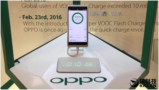 Oppo анонсировала технологию быстрого заряда Super VOOC – фото 2