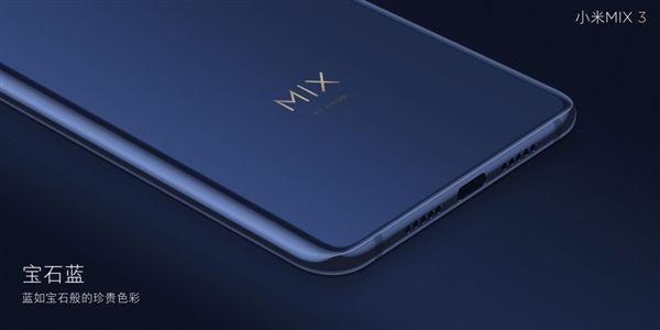 Представлен Xiaomi Mi Mix 3: флагман-слайдер с 10 Гб оперативки – фото 3