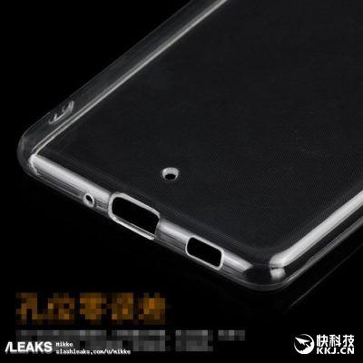 Рендеры чехла показывают возможные особенности HTC Ocean (HTC 11) – фото 3