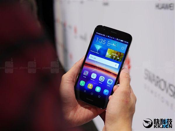 Huawei G8x в цельнометаллическом корпусе с продвинутой камерой представлен в США по цене $349,99 – фото 5
