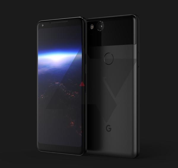 Google Pixel XL 2 получит OLED дисплей и поддержку Edge Sense – фото 1