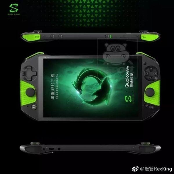 В сеть слили псевдоизображения Xiaomi Black Shark – фото 1