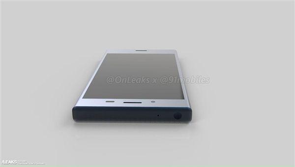 Рендеры флагмана Sony Xperia XZ1 Compact. Одной правой – фото 4