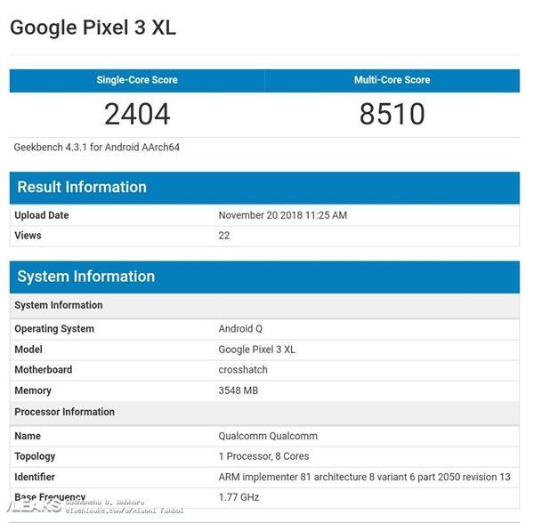 На Google Pixel 3 XL уже тестируют Android Q – фото 2