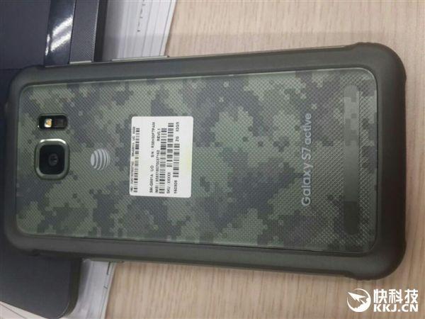 Samsung Galaxy S7 Active (CM-G891A) замечен на шпионских фото – фото 1