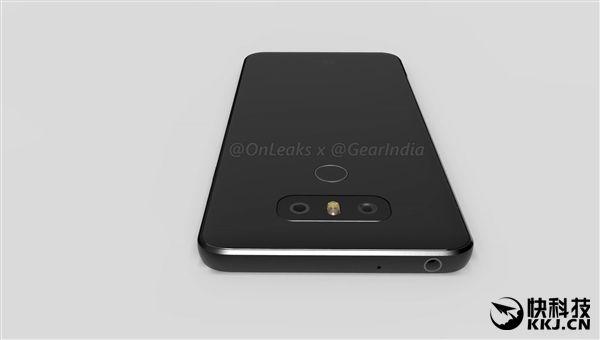 LG G6 показали на рендерах – фото 6