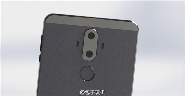 Реальное фото двойной камеры Huawei Mate 9 слили в сеть – фото 7
