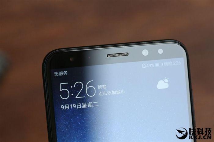 Анонс Huawei Maimang 6: безрамочный и четыре камеры – фото 9