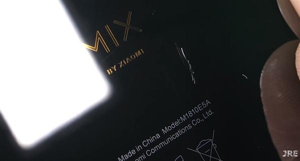 Xiaomi Mi Mix 3 проверили на прочность и устойчивость царапинам – фото 7