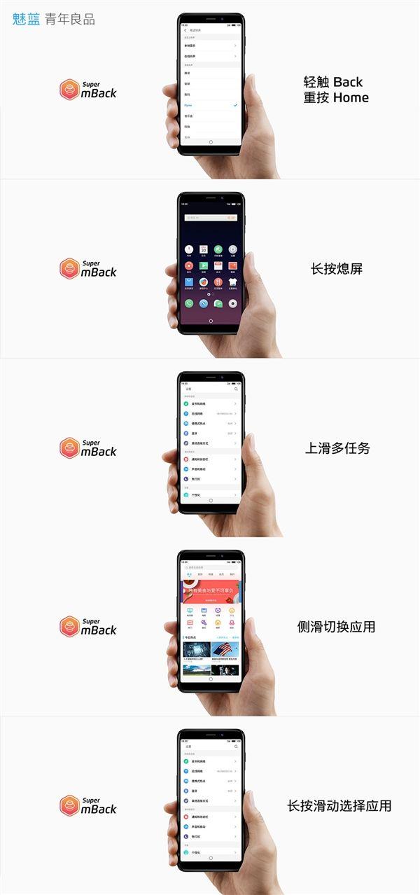 Анонс Meizu M6s: тонкие рамки, чип Exynos и хорошая цена – фото 14