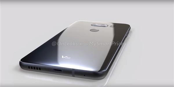 LG V30 показали на 3D-рендерах – фото 5