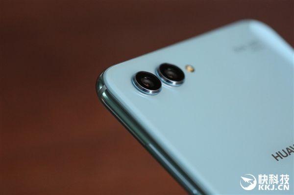 Безрамочный Huawei Nova 2s на базе Kirin 960 представлен – фото 8
