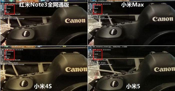 Xiaomi Redmi Note 3, Mi Max, Mi4S и Mi5 в сравнении работы основных камер – фото 6