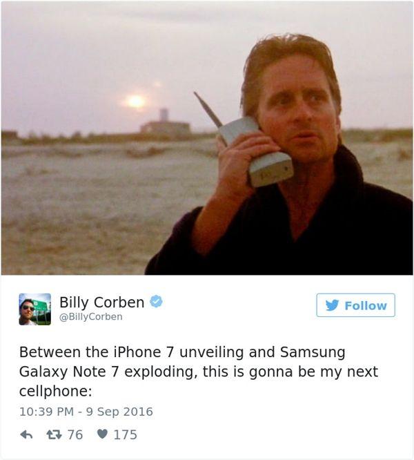 Небезопасные Samsung Galaxy Note 7 – популярная тема комиксов последних дней – фото 3