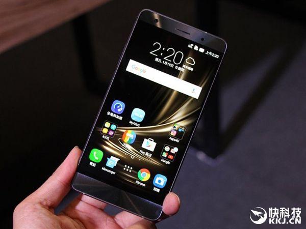 ASUS ZenFone 3 Deluxe стал первым смартфоном на чипе Snapdragon 821 и захватил лидерство в AnTuTu (158420 баллов) – фото 2