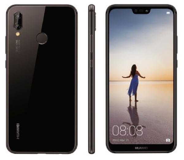 Huawei P20, P20 Pro и P20 Lite показали на пресс-изображениях – фото 2