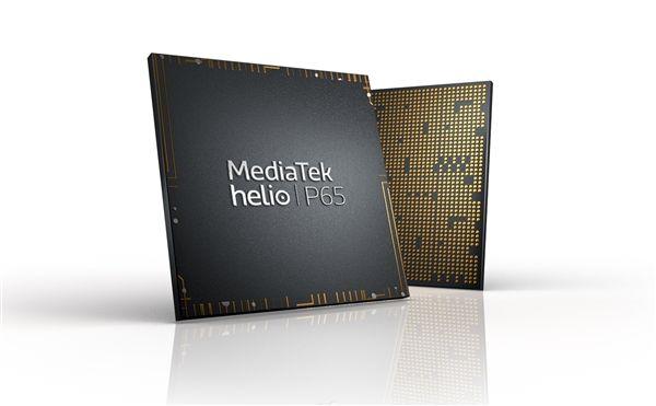 MediaTek представила новый 12-нанометровый чип Helio P65 – фото 1