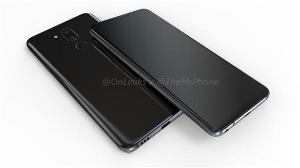 В сеть слили шпионские снимки LG G7 ThinQ – фото 3