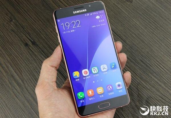 Характеристики Samsung Galaxy C5 подтверждены бенчмарком AnTuTu – фото 1