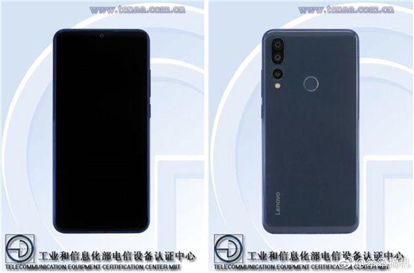 Фото Lenovo Z5s с «дыркой» в экране – фото 2