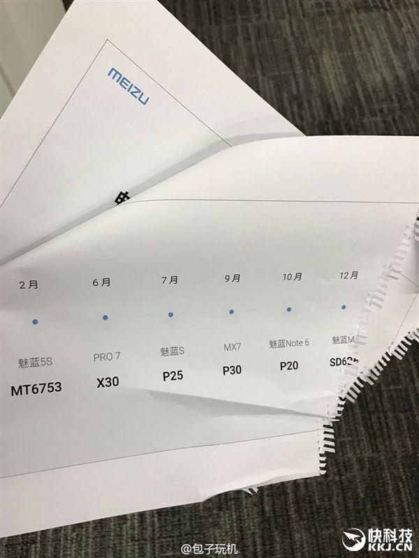 Дорожная карта Meizu опубликована в сети. Когда ждать новинок? – фото 4