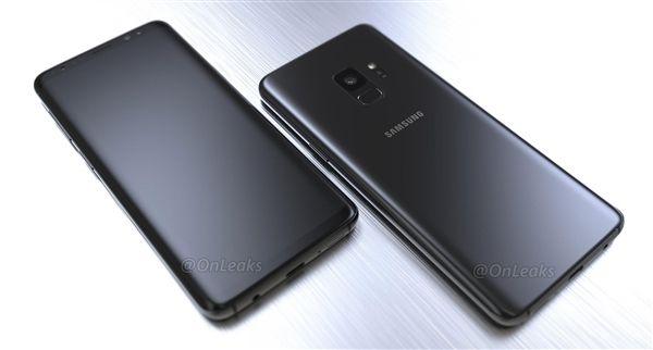 Посмотрите качественные рендеры Samsung Galaxy S9 – фото 1
