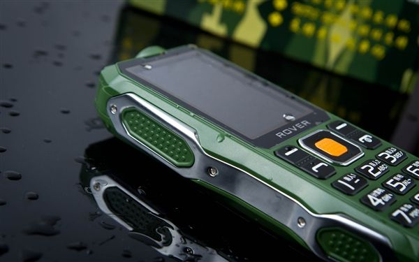 Land Rover K938 – защищенный телефон с аккумулятором на 10800 мАч и встроенным фонариком – фото 6