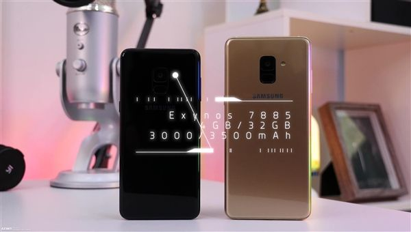 Обзор Samsung Galaxy A8 и Galaxy A8+ показали на видео еще до анонса – фото 3