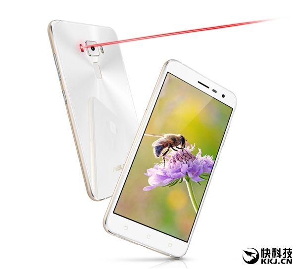 Продажи Asus ZenFone 3 (ZE552KL) с процессором Snapdragon 625 и 4/64 ГБ памяти в Китае стартовали с отметки $405 – фото 2