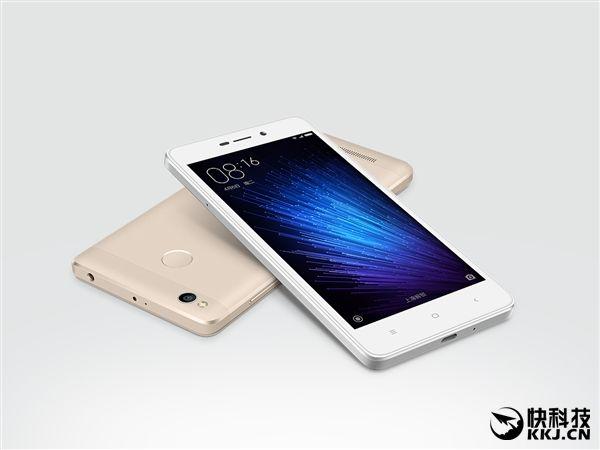 Xiaomi Redmi 3X: представлена модификация Redmi 3 для китайского рынка – фото 2
