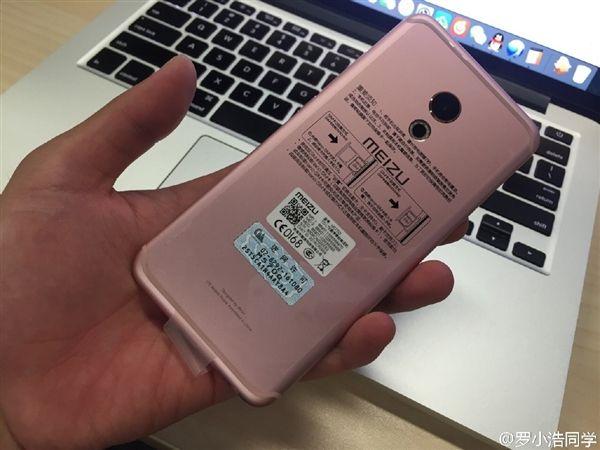 Meizu Pro 6 получит два новых цвета корпуса – розовое золото и огненно-красный – фото 6