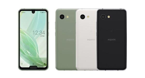 Анонс Sharp Aquos R2 Compact: два выреза в дисплее и чип Snapdragon 845 – фото 4