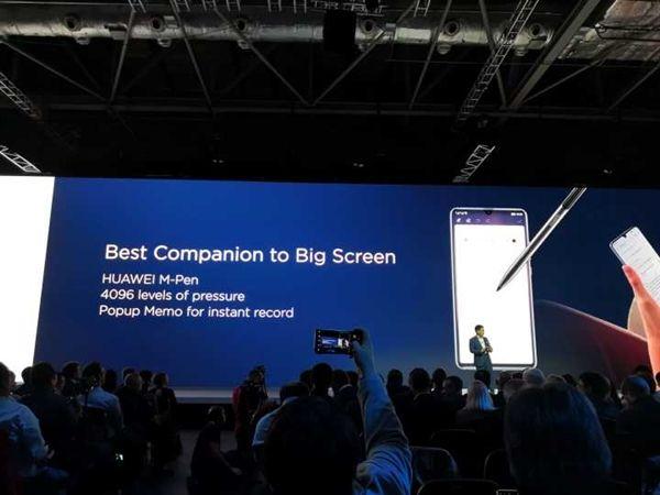 Анонс Huawei Mate 20X: огромный флагман с тройной камерой, системой охлаждения и поддержкой стилуса – фото 2