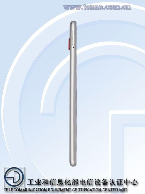 Nubia Z11 Max с 8-ядерным Snapdragon 652 и 6-дюймовым экраном сертифицирован в TENAA – фото 3