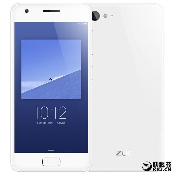 ZUK Z2 Rio Edition получил конфигурацию памяти 3+32 Гб и стал самым доступным смартфоном с чипом Snapdragon 820 – фото 6